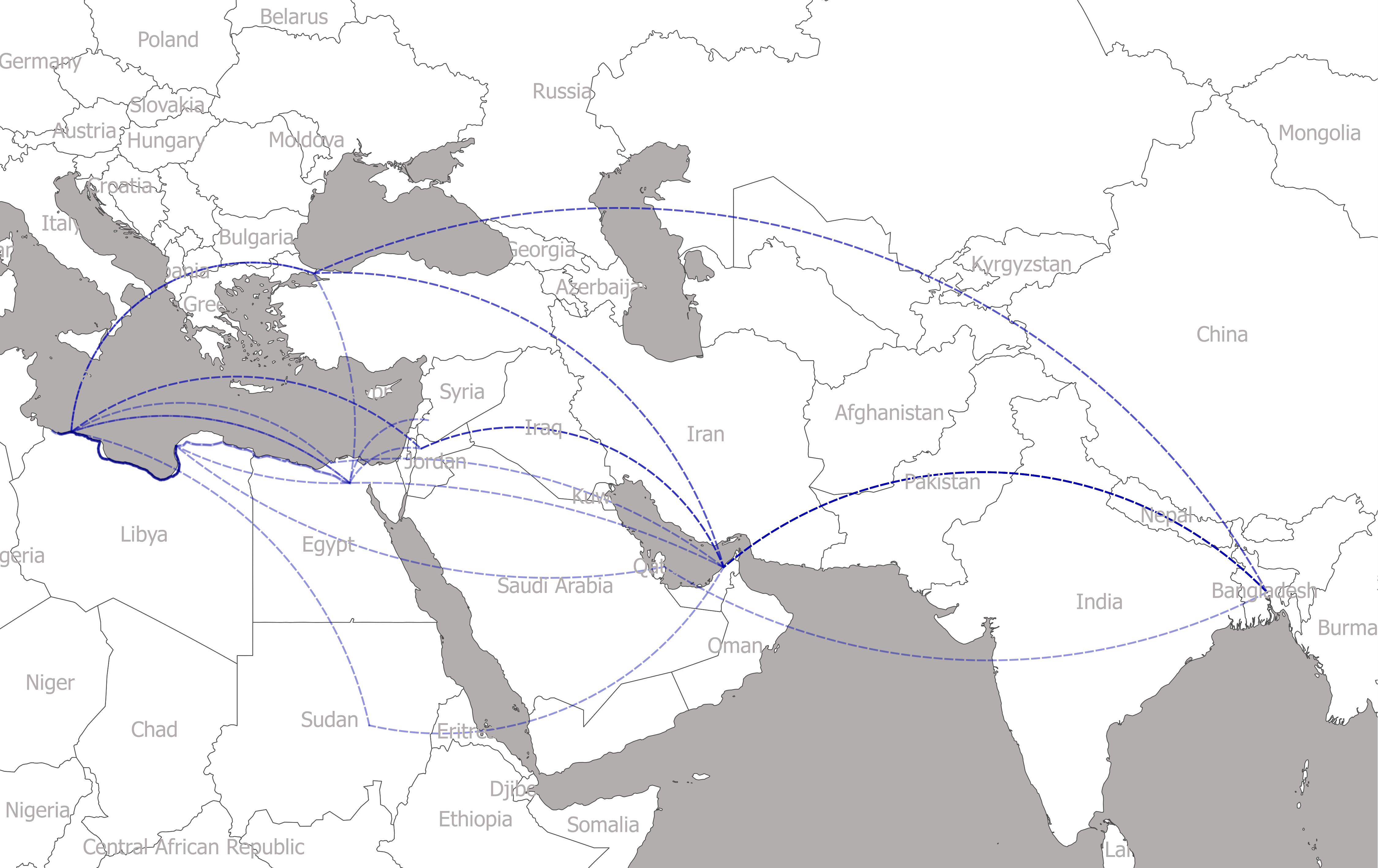 Central Mediterranean Survey