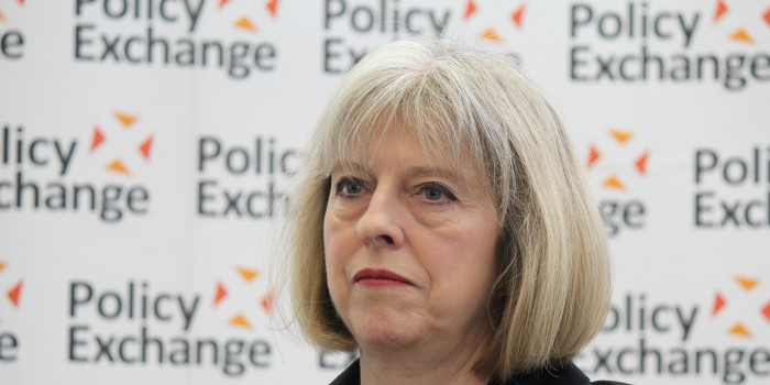 UK's Theresa May Announces Calais 'Secure Zone'