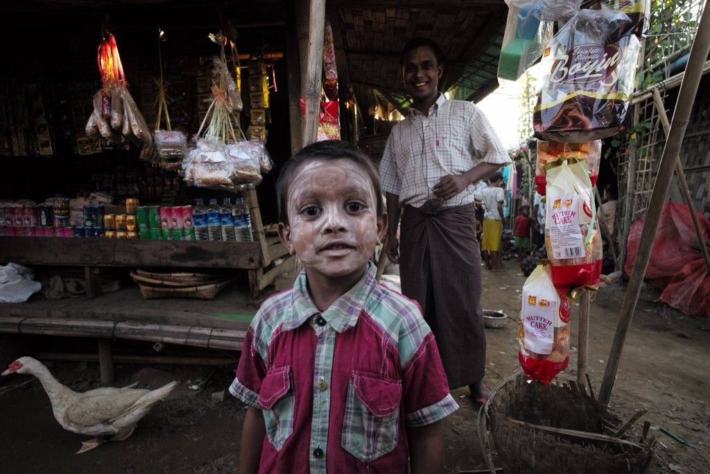 The Rohingya, a stateless muslim minority, are confined to living in camps in Myanmar. Photo: MOAS/ Robert Young Pelton