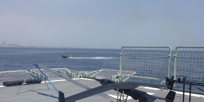 Drones In the Med