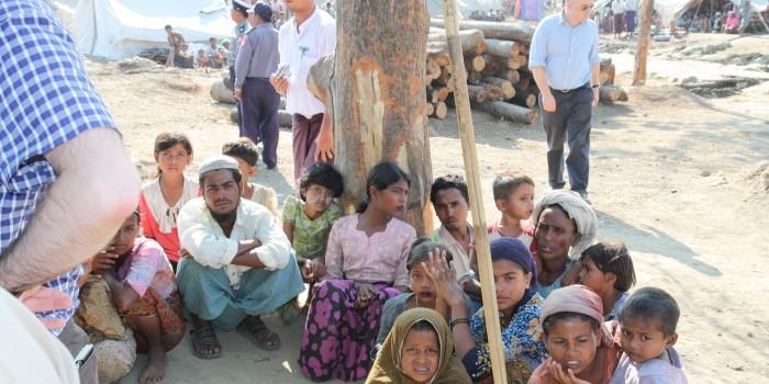 Burma Denies Rohingya Boat People Caused By Persecution