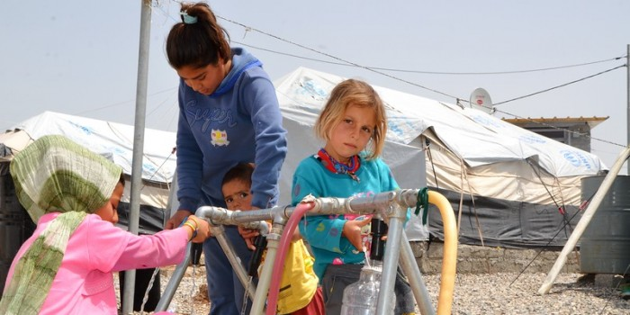 """NRC: Iraq Turning Into """"Whirlwind of Displacement"""""""