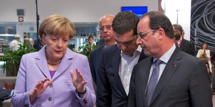 EU Leaders Agree in Principle to Relocate 40,000 From Italy and Greece