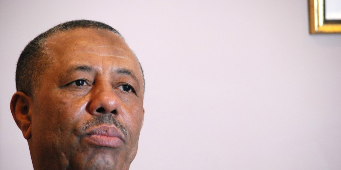 EU Military in Our Waters Only if We're in Control – Libya PM