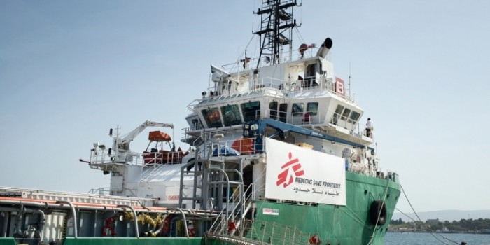 Did Sicily Block MSF With 678 migrants 'Due to Lack of Capacity'?
