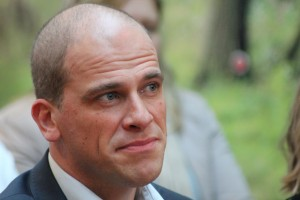 Dutch Social Democrats Leader Diederik Samson.