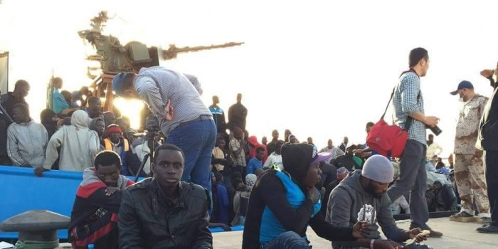 Libya's Rival Governments Put EU Anti-Smuggling Operation in Check