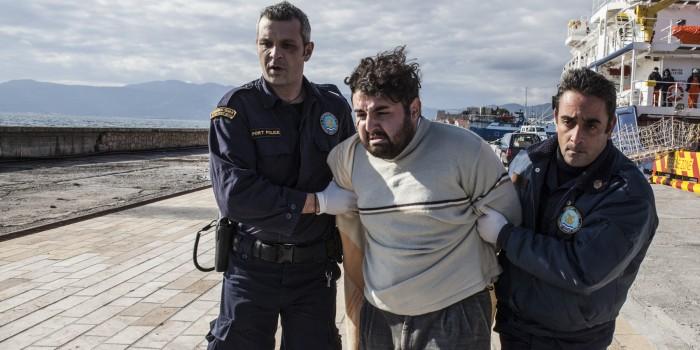 Turkish Smuggler Arrested Over Children's Death off Greece