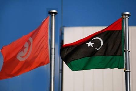 Tunisian Border Wall With Libya Angers Tripoli