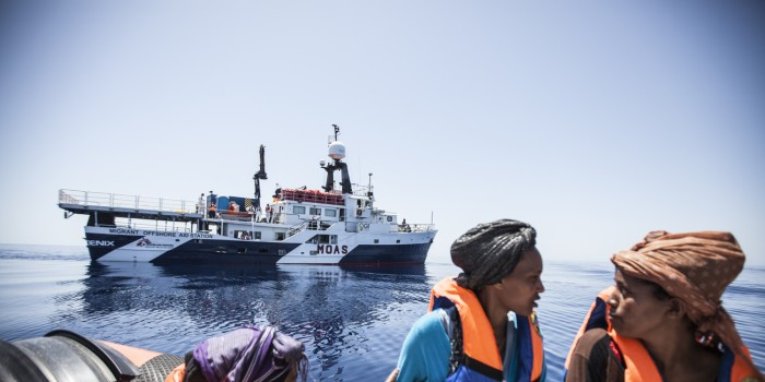 Age of Private Rescue? Two More Vessels for Med Crisis