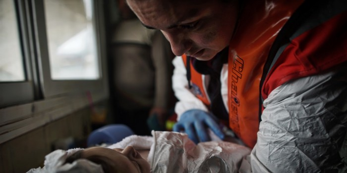 Syrian Two-Year-Old is First Refugee Victim of 2016