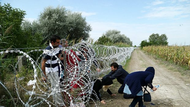 """""""They Beat us With Everything,"""" Migrants at Hungarian Border"""