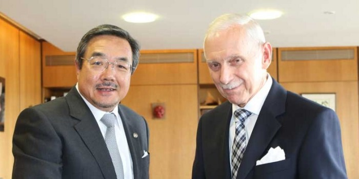 IOM and UN Maritime Organisation Agree to Combat Migration Crisis Together