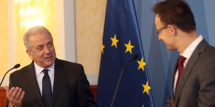 EU Helps Hungary with Asylum Processing, Border Control