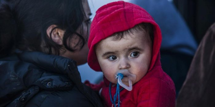 Global Survey: 80% Say They Welcome Refugees