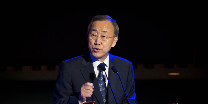 EU Anti-Smuggling Operation Needs Libya Consent – Ban Ki-Moon