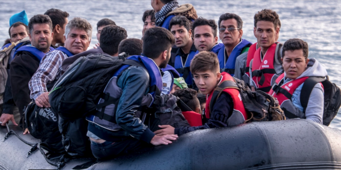 Greek Refugee Support System at Breaking Point