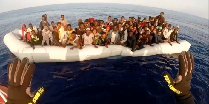 Up to 40 People Likely Drowned off Libya
