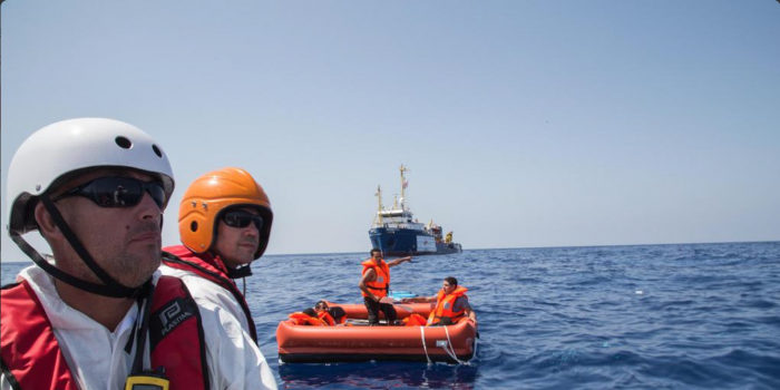 UPDATED: 373 People Rescued After Boat with 600 Capsizes off Libya