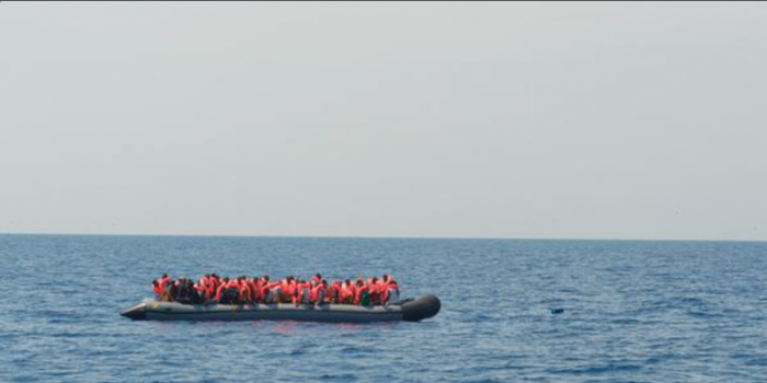 1,550 Rescued on Busy Monday in the Mediterranean