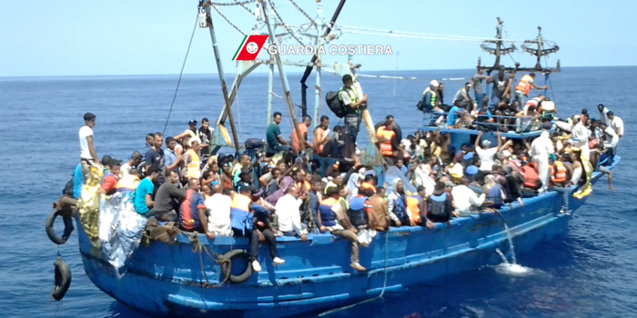 4,400 People Rescued in a Single Day off Libya
