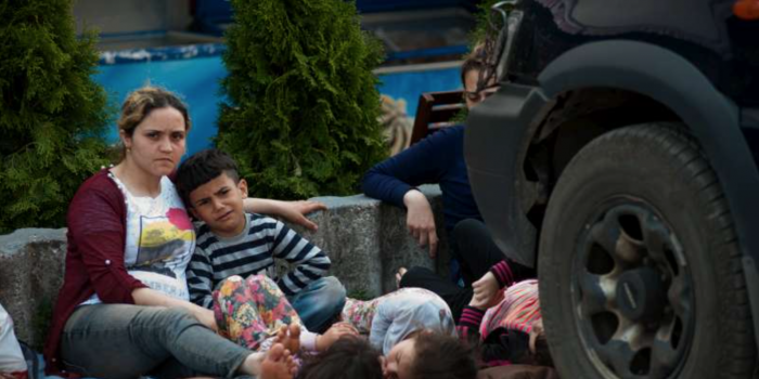 Serbia Struggles with 10,000 Arrivals As Hungary Races to Seal Border