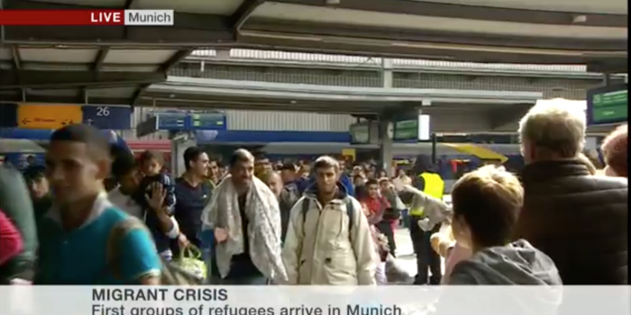 UPDATED: First Group Reaches Munich After Hungary Gives in
