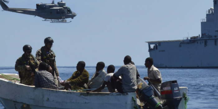 EU Anti-Smuggling Operation Moving to Phase Two: Intercepting Smugglers at Sea