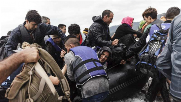 Record 168,000 Cross Mediterranean in September Alone