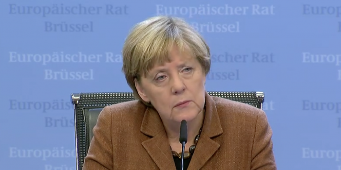 Merkel Blasts East European States on Migrant Crisis
