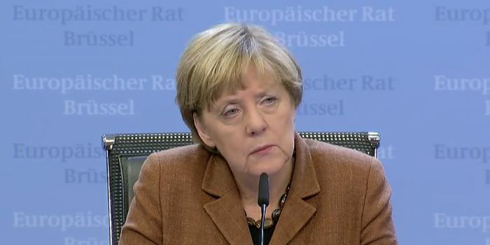 Merkel Blasts East European States on Migrant Crisis
