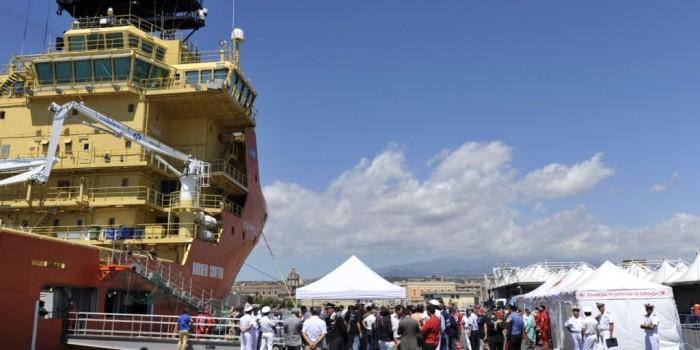 Rescue Ship Sailor Lost and Found