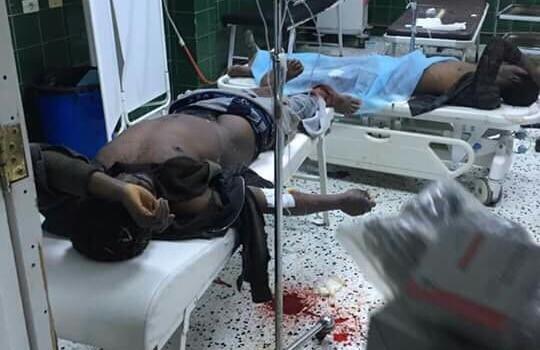 LIBYA: Four Migrants Dead, 20 Injured After Detention Centre Escape