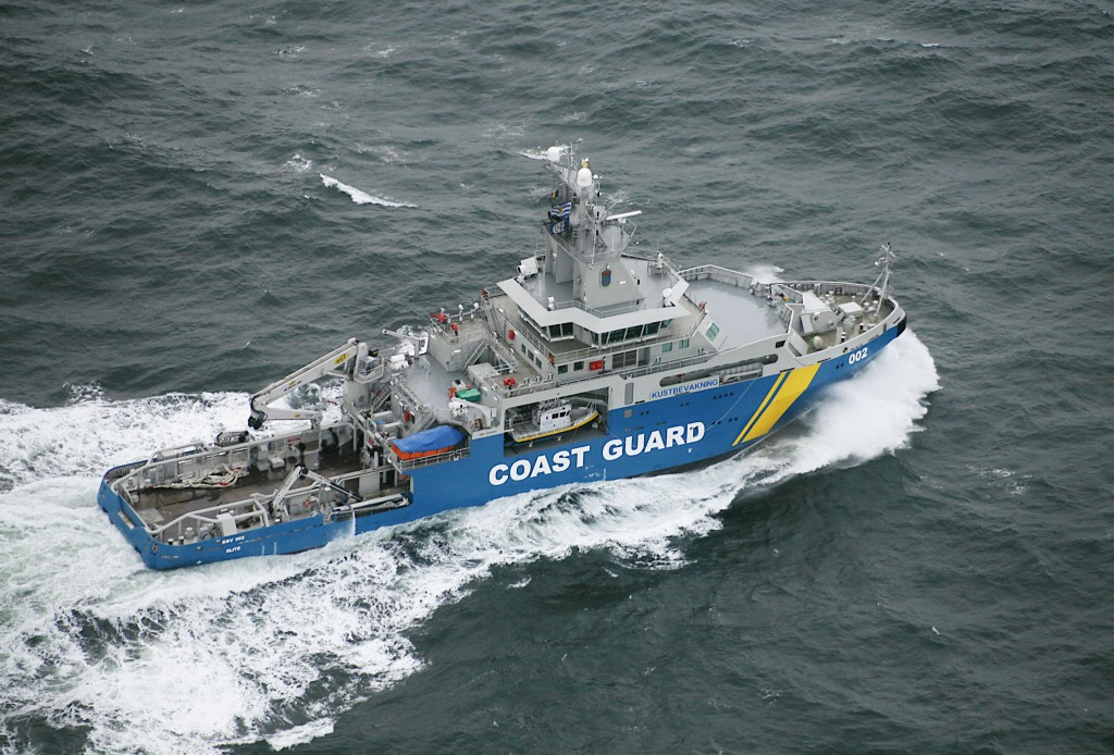 Photo: Swedish Coastguard
