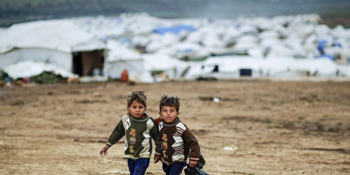 ISIS attacks Hasaka, Syria Leaving 60,000 Displaced