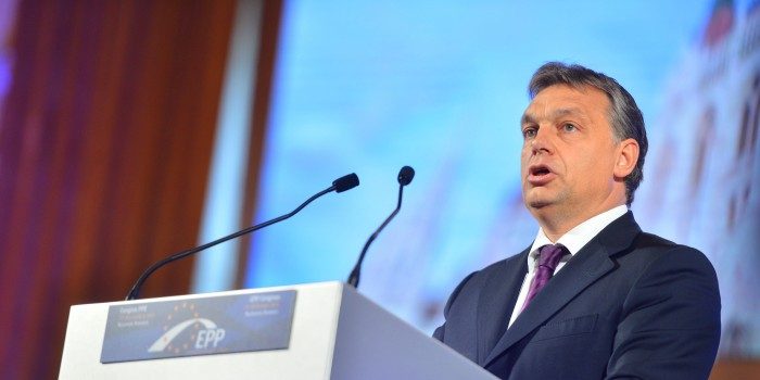 Hungarian PM Riles Against Migration, Says Link to Terrorism 'Obvious'